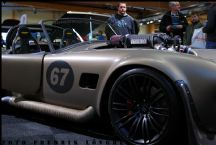 Cobra with Tillett B6 seats
